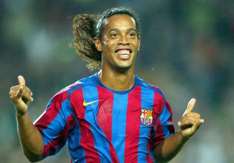 Messi or Ronaldo? Ronaldinho more talented than both