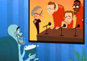 Mourinho je poručio da bi igrači trebali doći na konferenciju za medije i objasniti poraz od Huddersfielda.