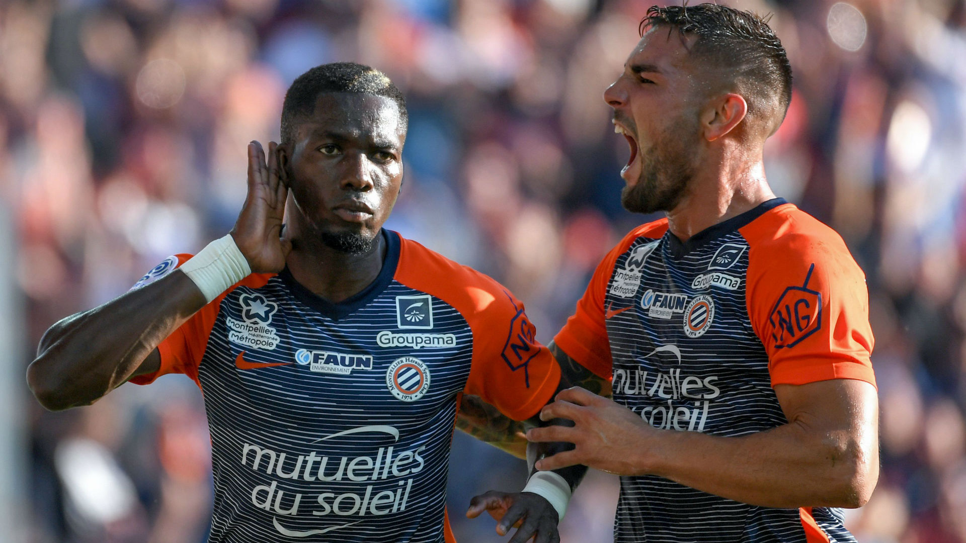 Oyongo gets contract extension at Montpellier