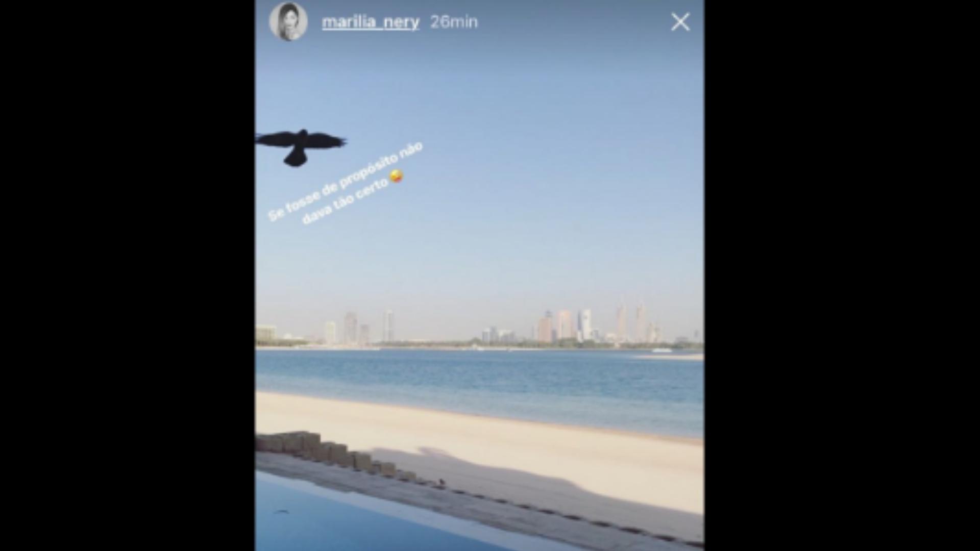 Em Dubai, Fla espera acerto rápido com árabes sobre Éverton Ribeiro