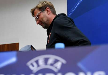 Klopp slams 'waste of time' press conference