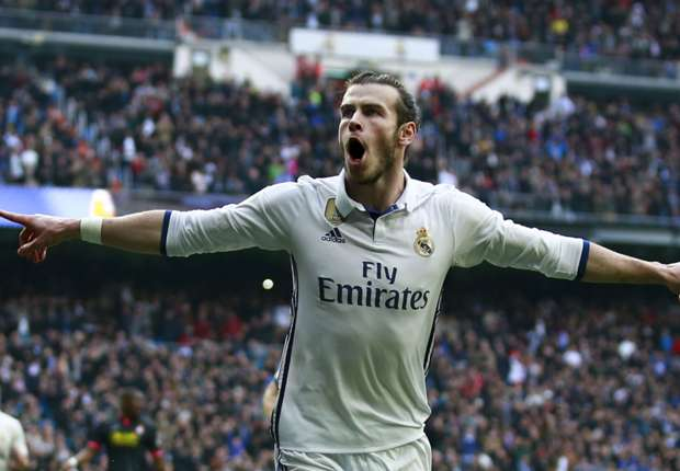 Bale: No offer from Man Utd but I'm happy at Real Madrid