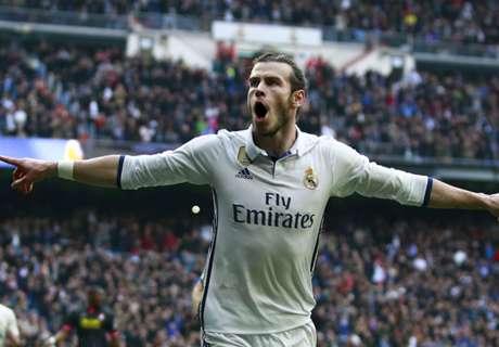 Mou: Bale not a Man Utd target