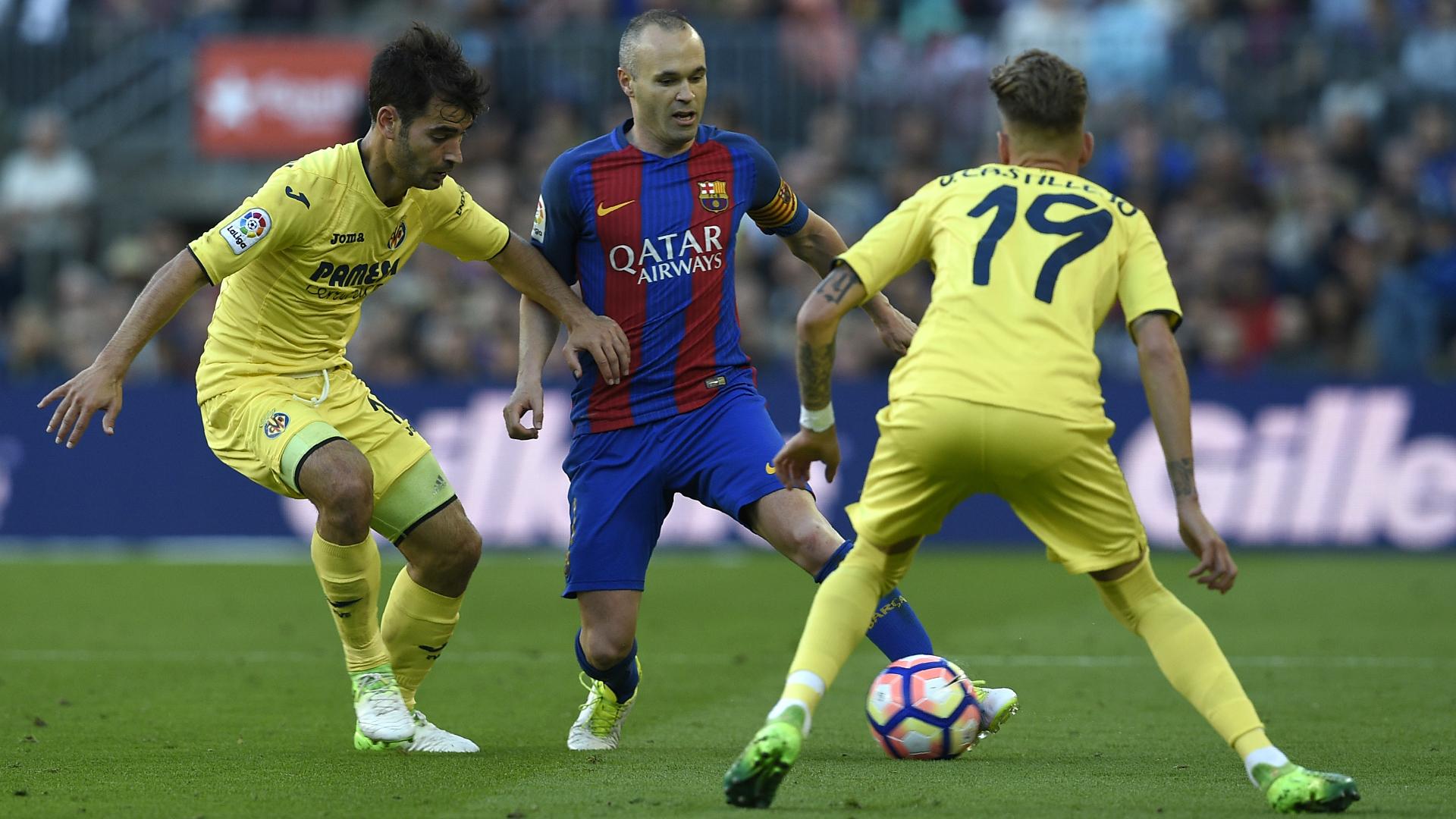 Barcelona Villarreal LaLiga 06052017