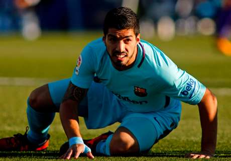 Bad news for Barca's rivals: Suarez has his bite back!