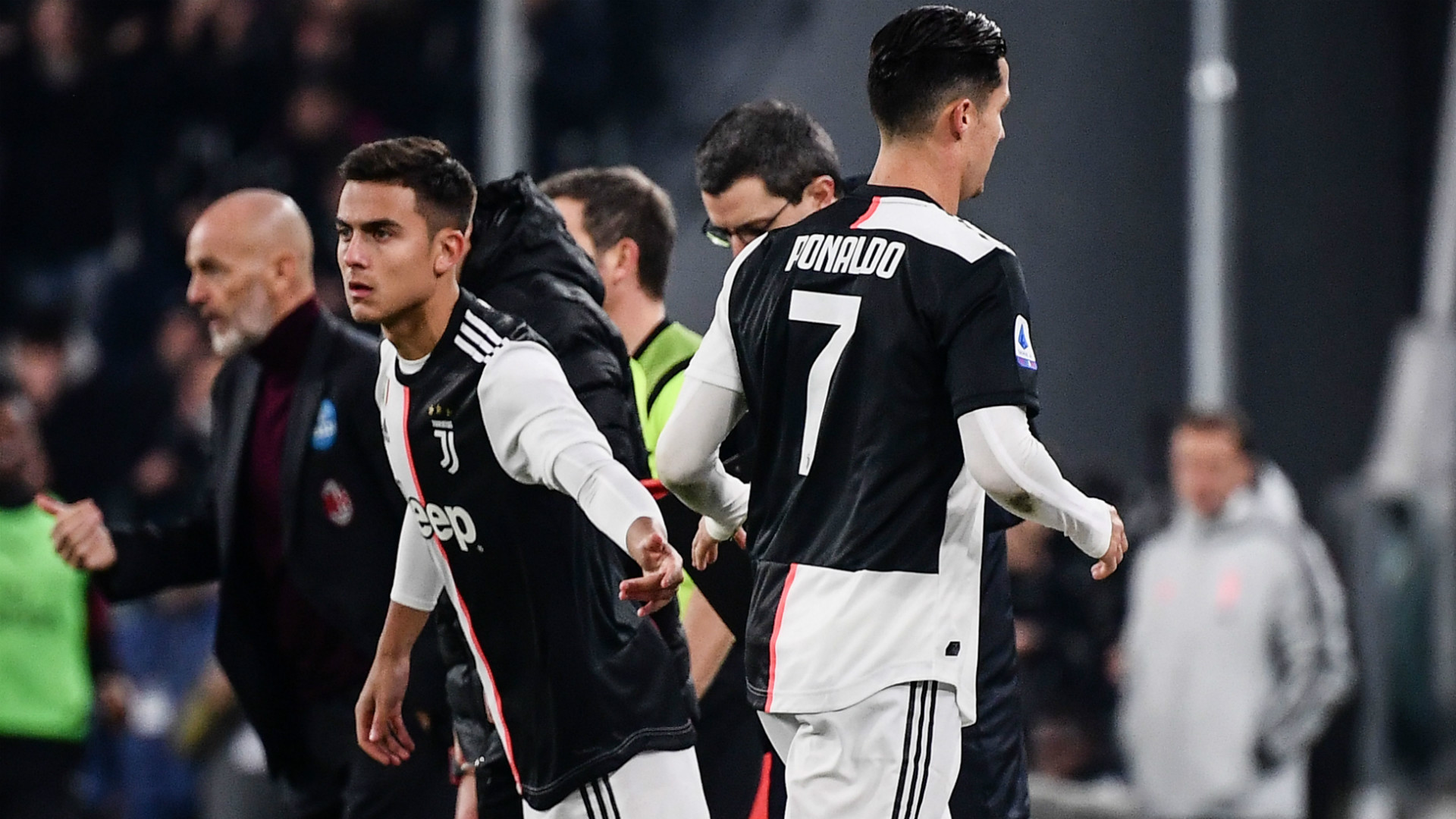 Ronaldo tension with Sarri is 'nothing unusual' after Juventus star's anger at being subbed, says Mancini