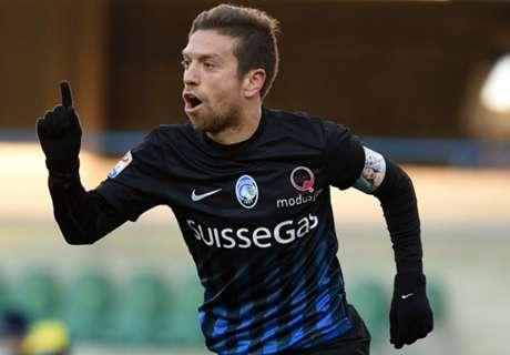 Atalanta-Sampdoria, formazioni ufficiali