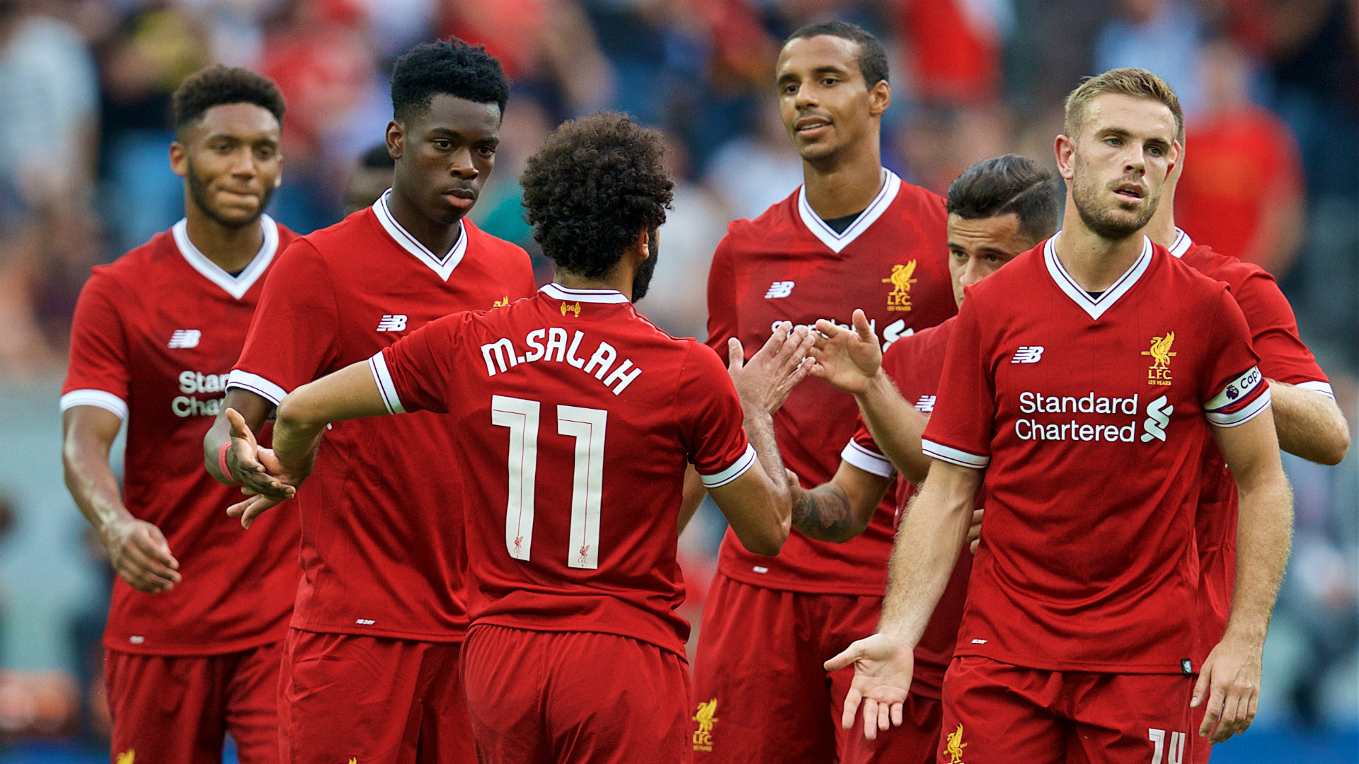Image result for salah liverpool
