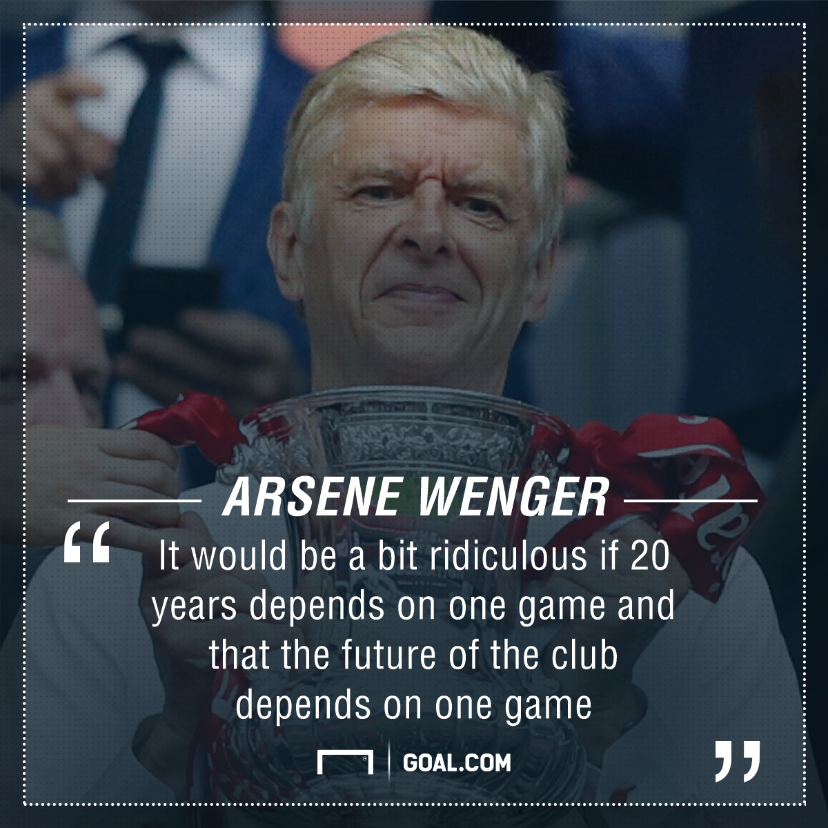 Aaron Ramsey convinced Arsene Wenger will stay following record FA Cup win