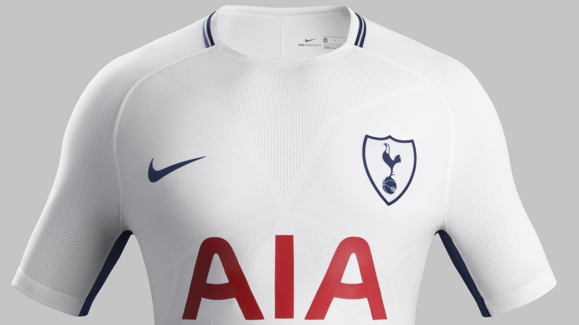 HD Tottenham 17-18 home kit