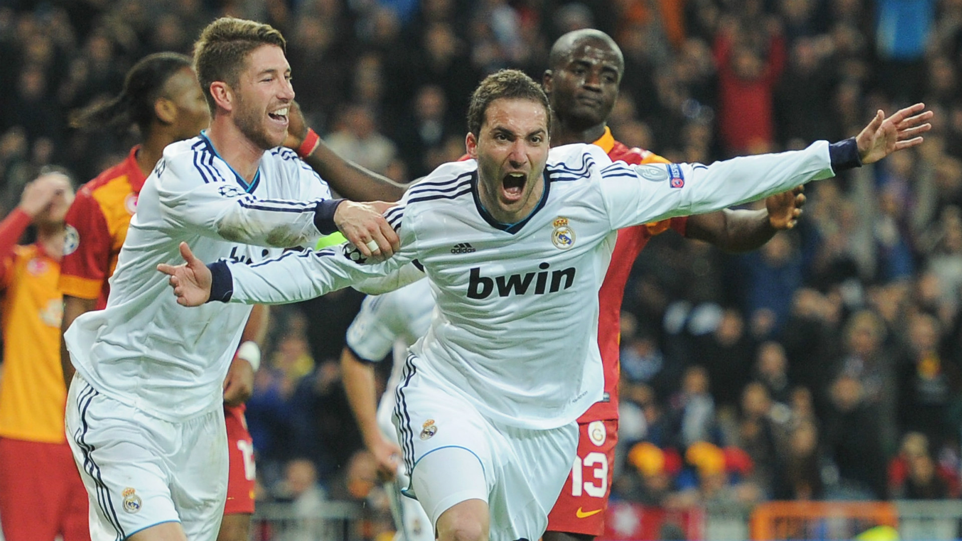 Real Madrid, Sergio Ramos: