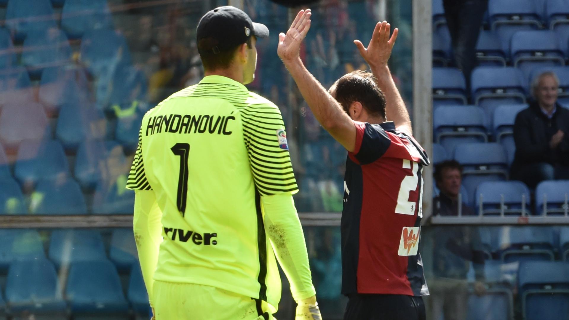 Facchetti, Inter squadra morti in piedi