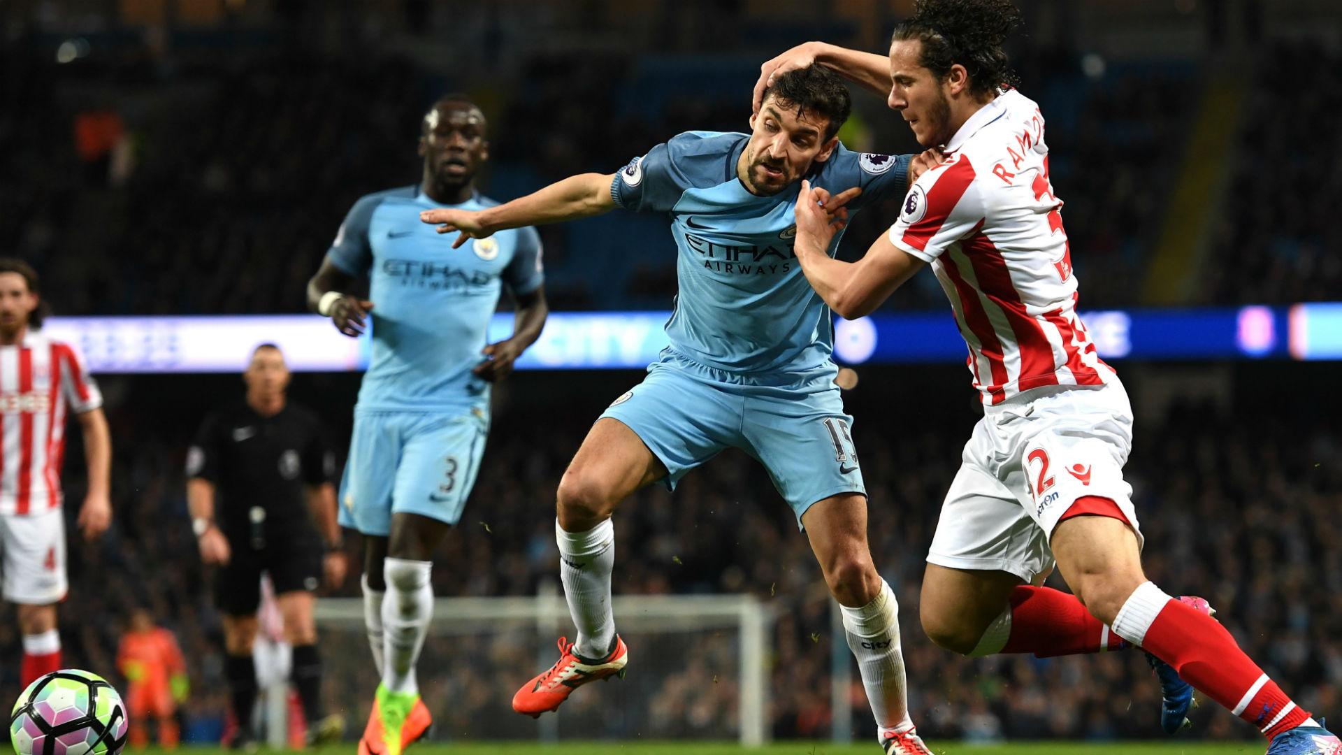Man City Stoke