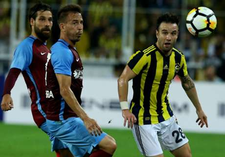 Fenerbahçe ook niet langs Trabzonspor