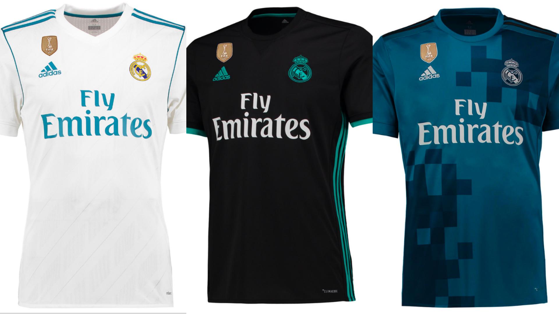 Real Madrid lanzó nueva camiseta creada por sus hinchas
