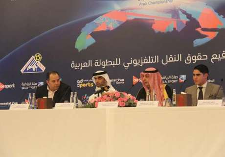 Arab Club Championship to kickstart