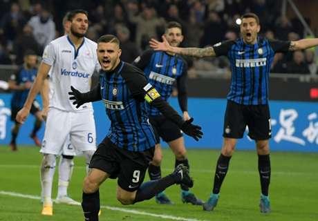 Icardi Borong Gol Kemenangan Inter