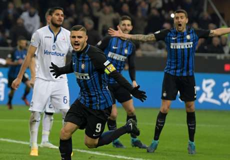 Icardi spietato, l'Inter torna seconda