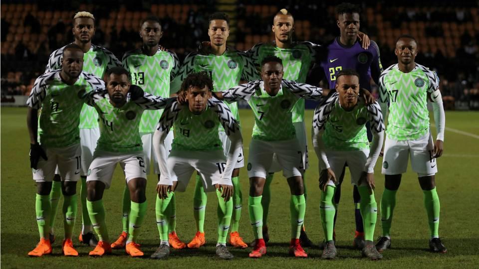 Nigeria Vs Congo Dr Tv Channel Live Stream Squad News Preview
