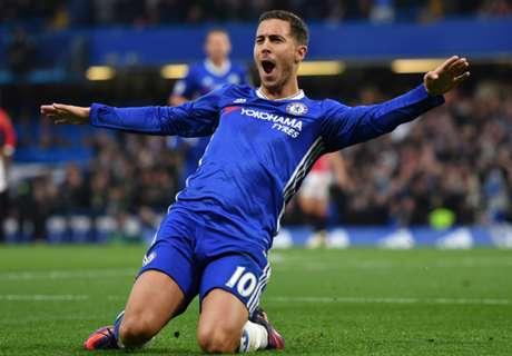 Kalah Dari Chelsea, Puel Puji Performa Hazard