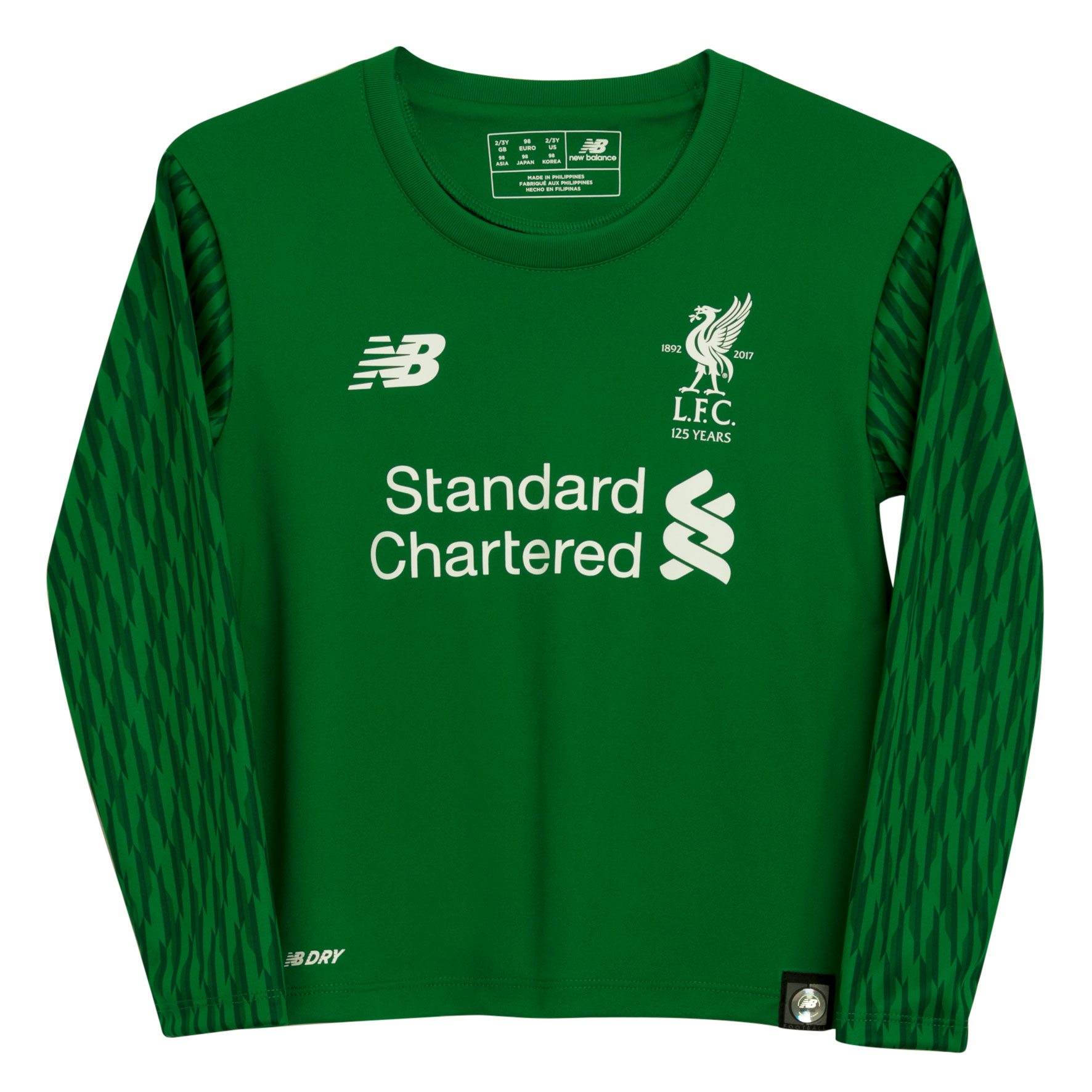HD Liverpool goalkeeper kit.