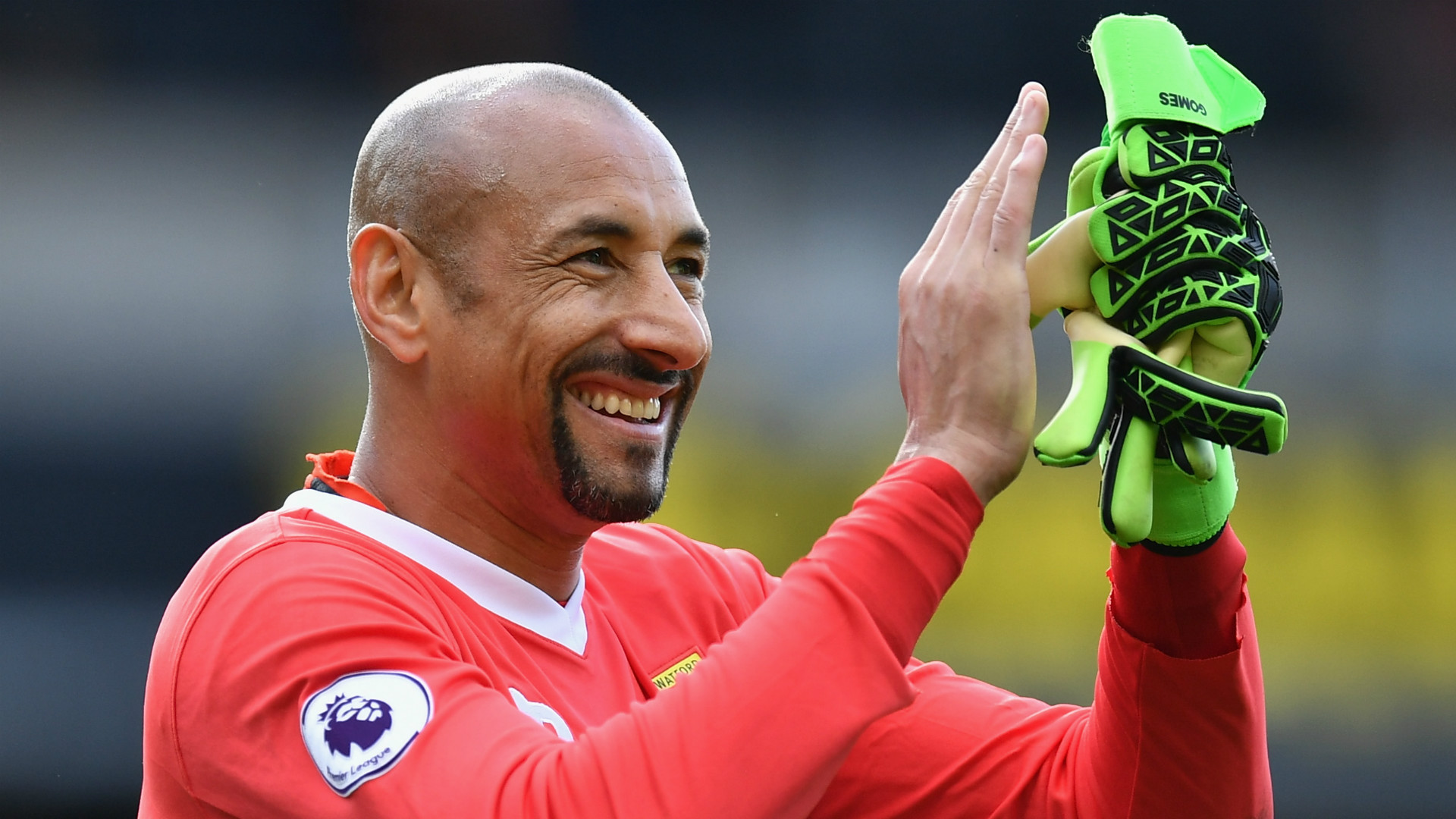 Premier League Team of the Week Heurelho Gomes