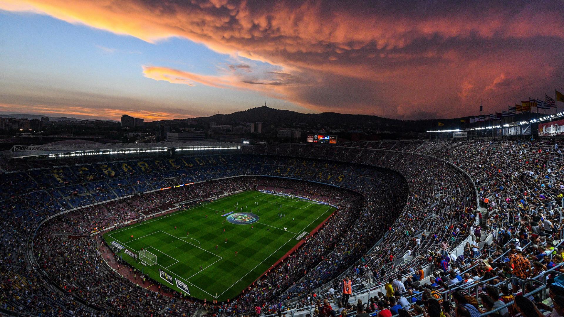 Barcelona v Alaves La Liga 10092016
