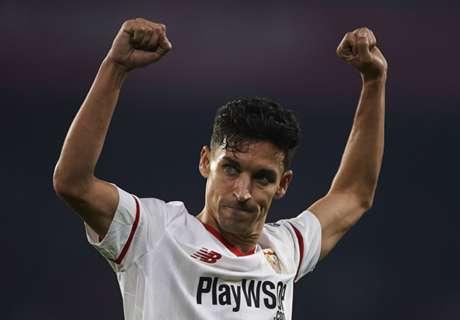 A Sevilla szélsője borsot törne a Man Utd orra alá