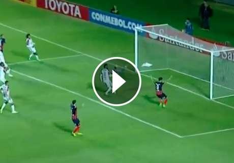 ► El agónico gol de Fernando Belluschi