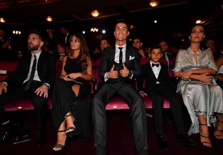 Ronaldo: Messi rivalry 'just starting'