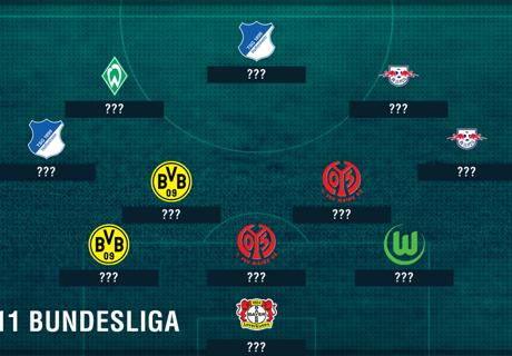 Top-11: Derby-Helden und Ballermänner