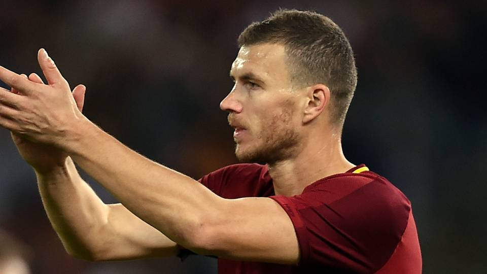 Chelsea Reach Agreement With Roma For Dzeko And Emerson