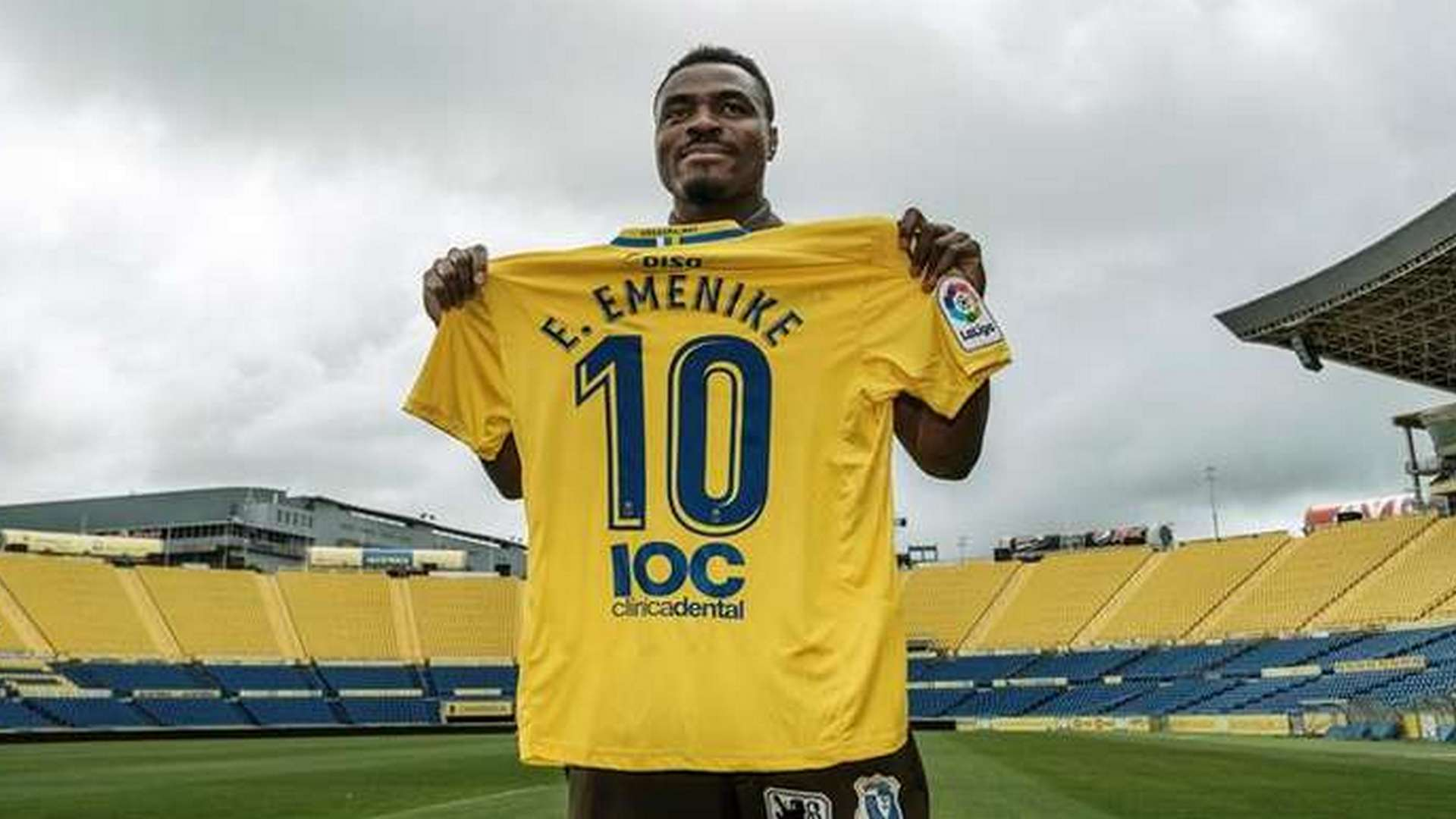 Emenike: Former Fenerbahce star released by Westerlo after two months