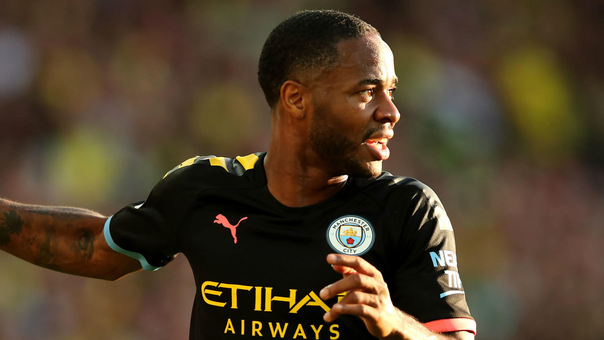 Video: Sterling cannot compare with Ronaldo or Messi - Guardiola