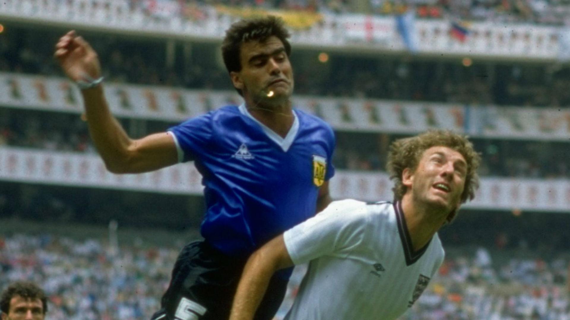 Argentina 1986 World Cup hero Jose Luis 'Tata' Brown dies aged 62