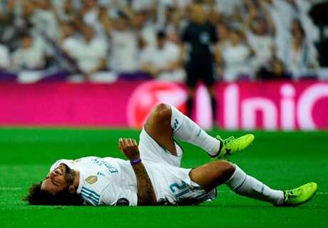 Real Madrid'e Marcelo şoku!
