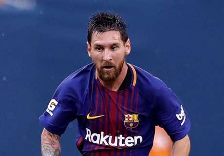 Valverde: I'm not discovering Messi