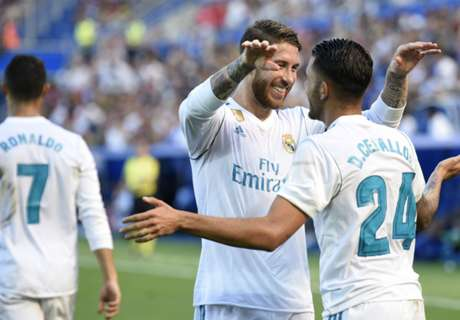 Ceballos steals show from Ronaldo