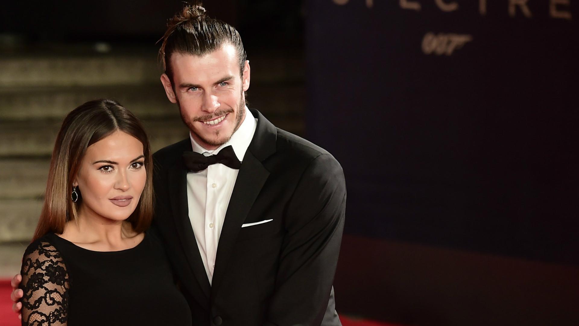 Emma Rhys-Jones Gareth Bale