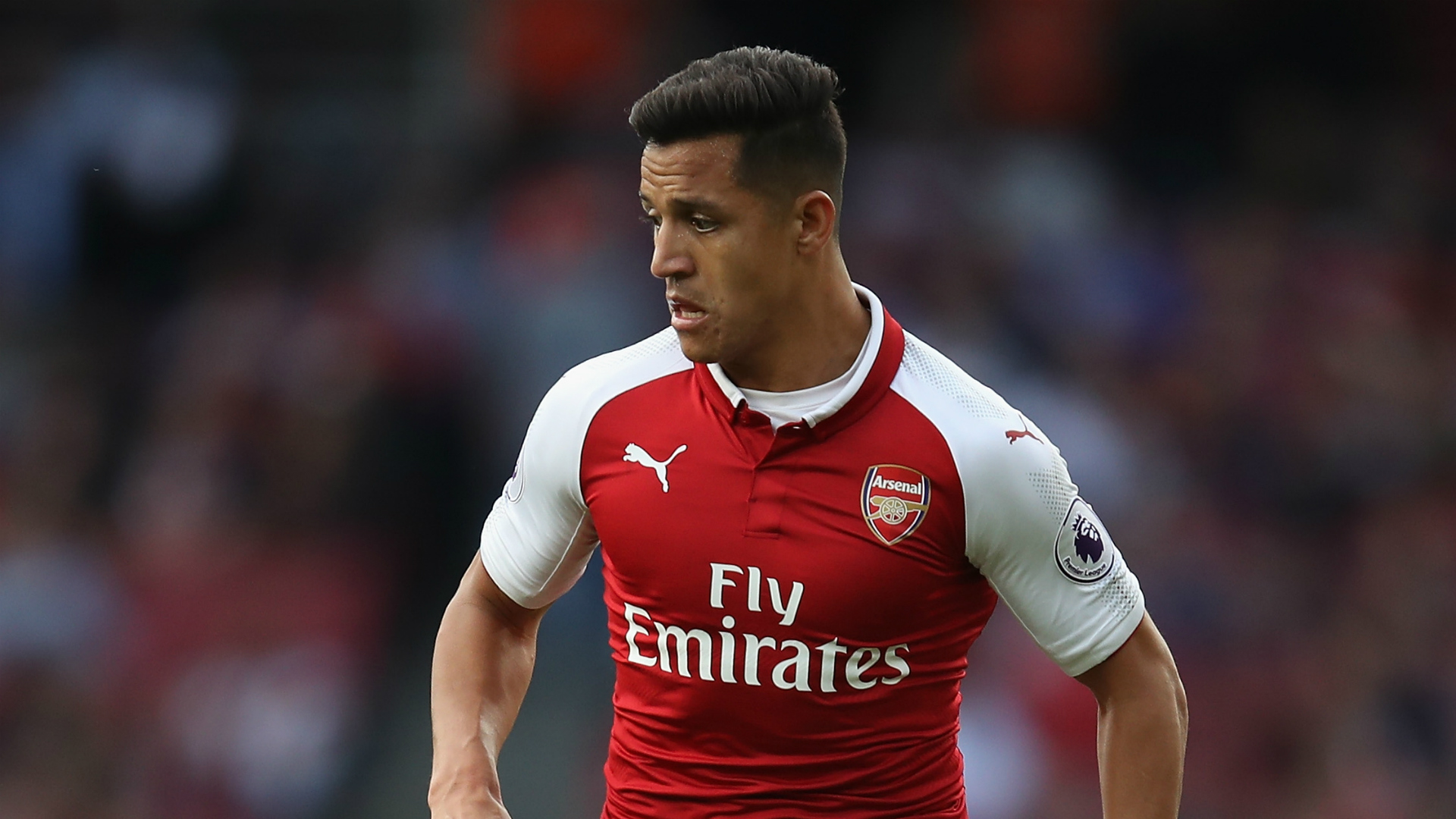 Alexis Sanchez Arsenal Bournemouth