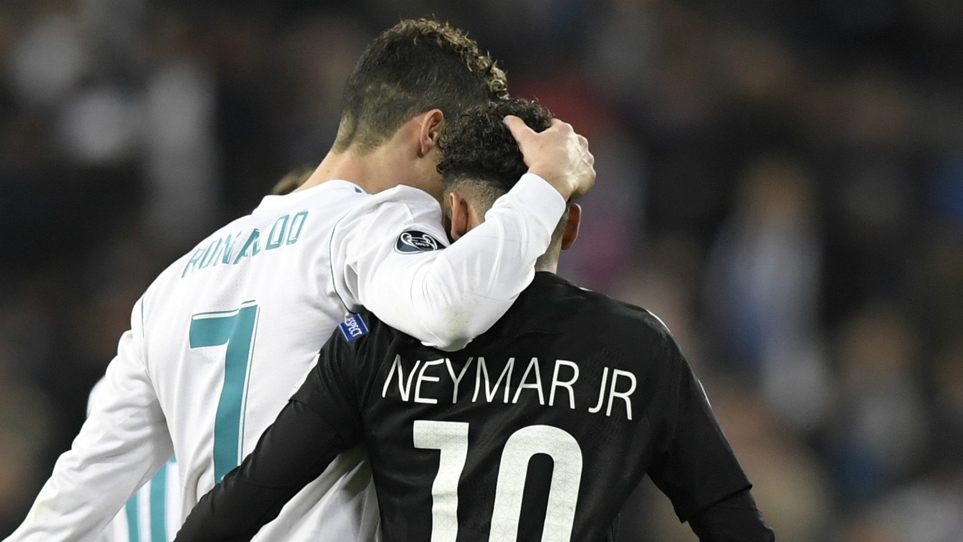 Ronaldo Responds As Neymar Attempts To Seal Real Madrid