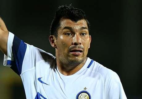 Il Cile fa felice l'Inter: Medel sta bene
