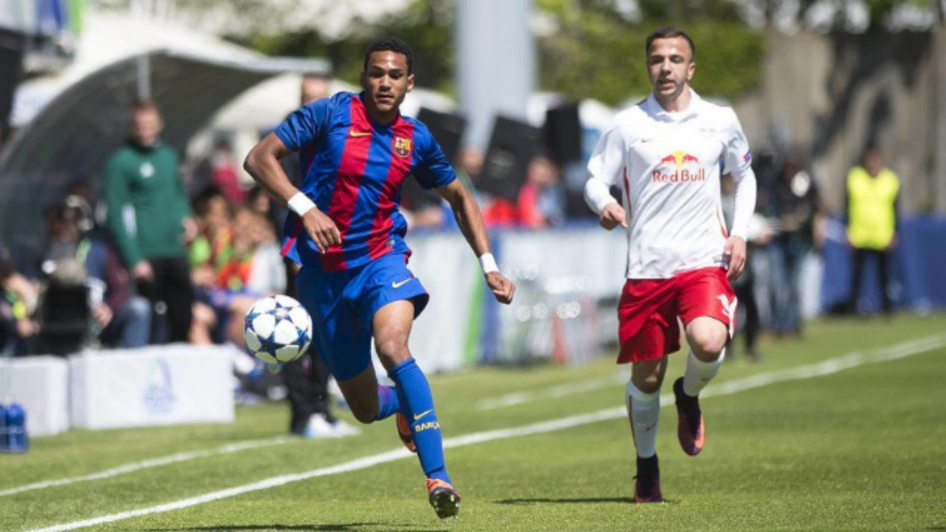 Barcelona Salzburg Youth League