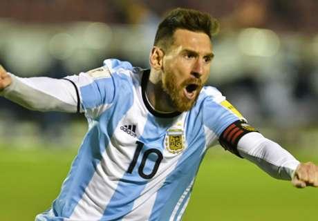 Di Maria: Messi the greatest ever