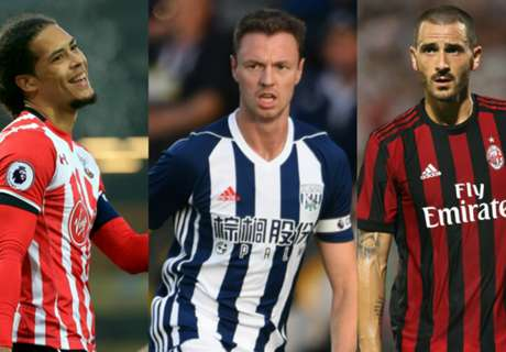 How City went from Bonucci to Evans