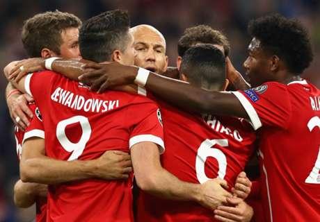 FC Bayern lässt Celtic keine Chance