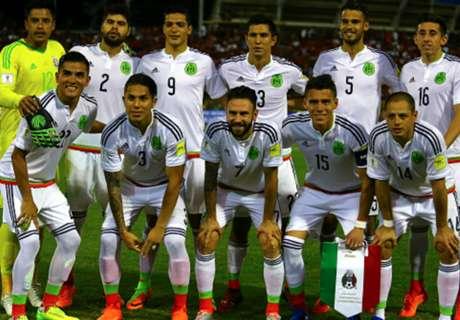 Así alinearía México ante Croacia