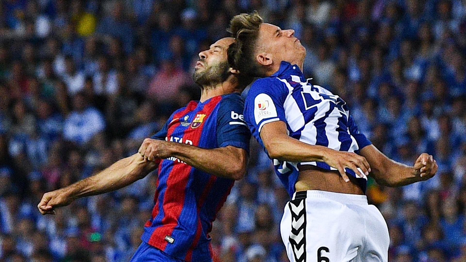 Primera preocupación para Sampaoli: la lesión de Javier Mascherano