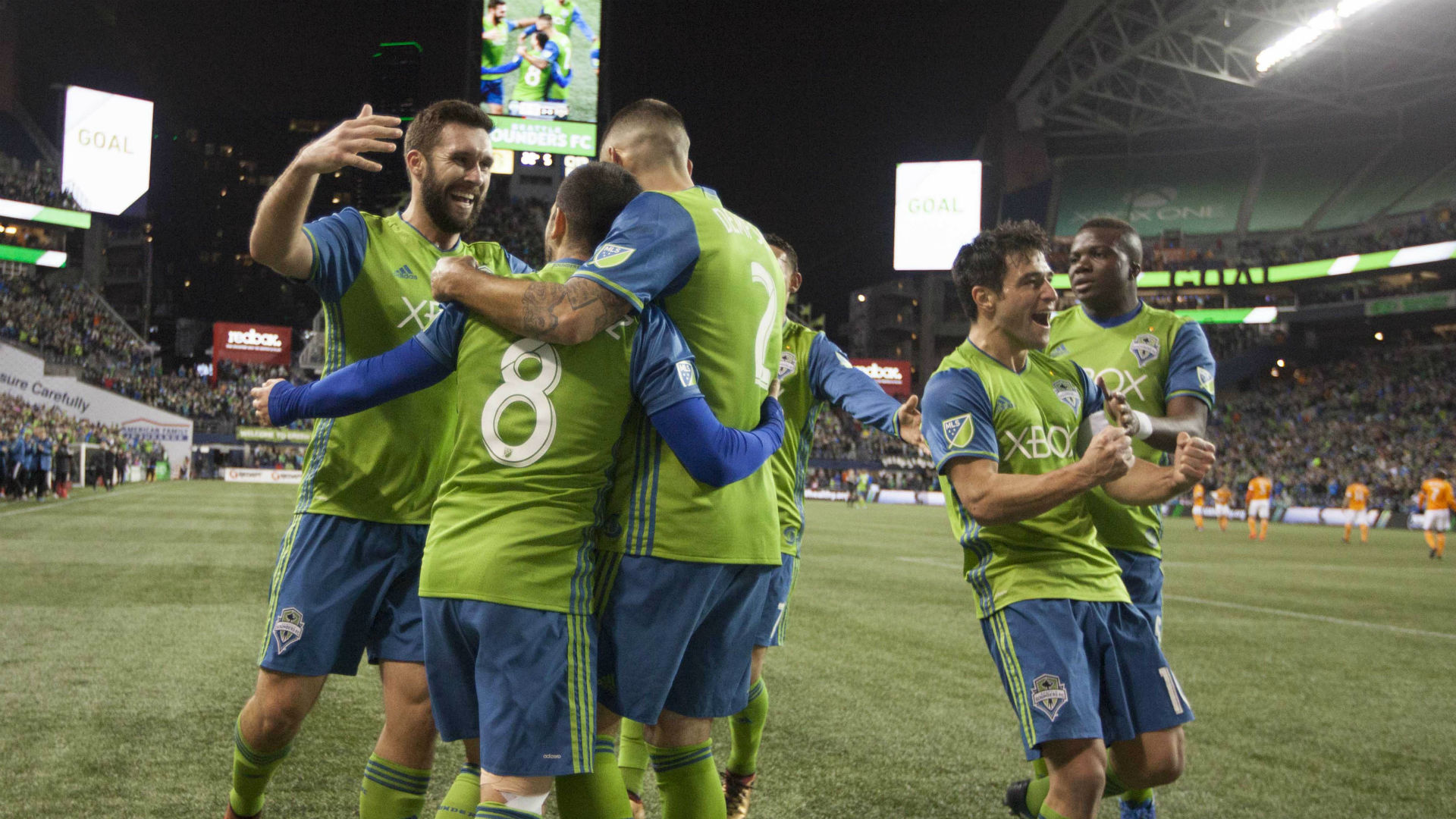 meet and greet seattle sounders soccer