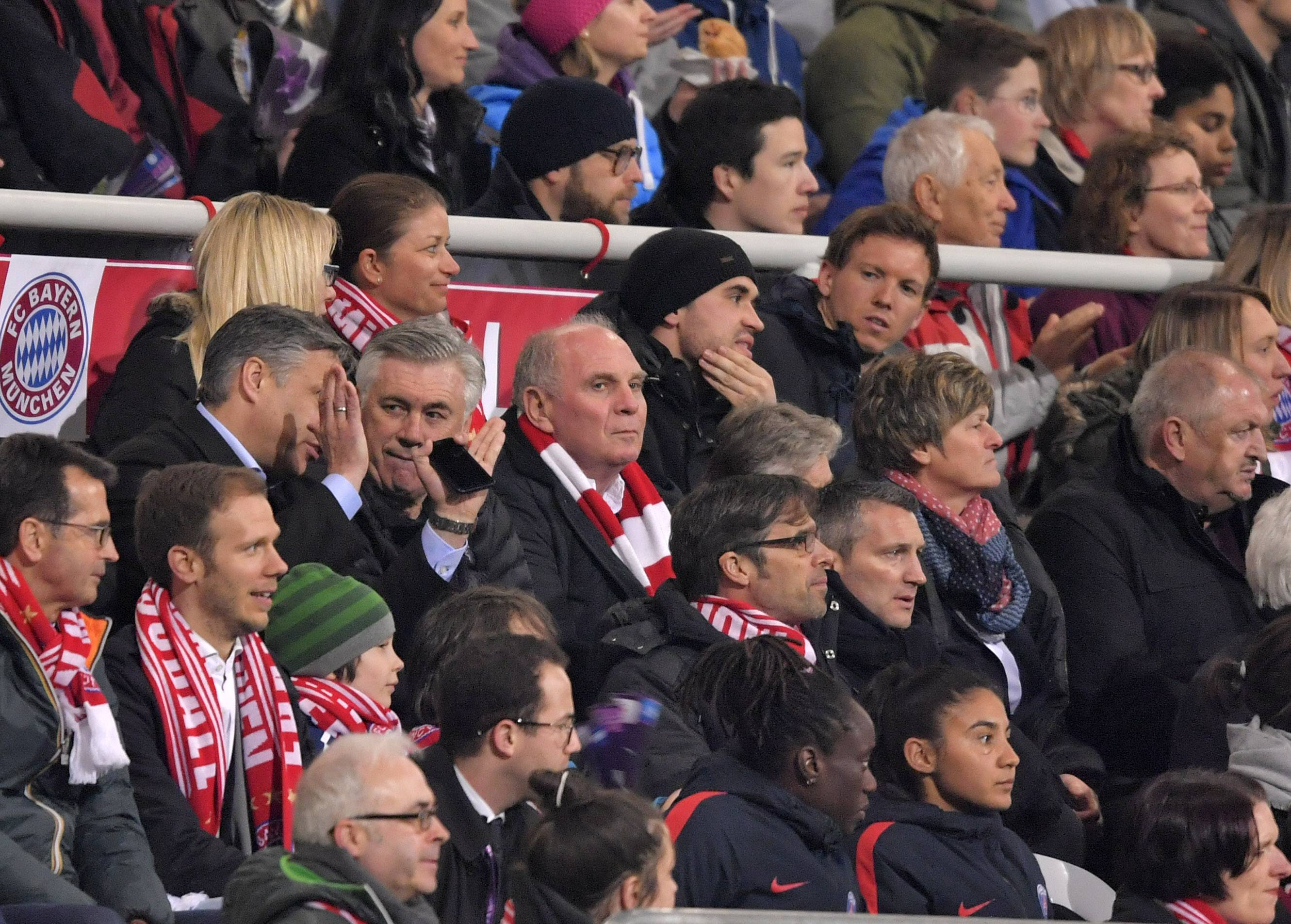 Medien: FC Bayern mit Ausstiegsklausel im Ancelotti-Vertrag